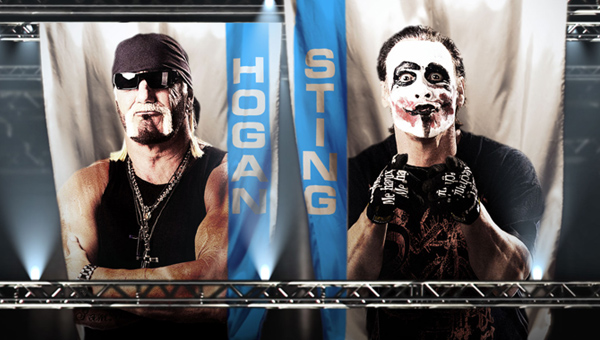 Hogan and Sting